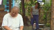 谢广坤家门窄,小蒙把车停在娘家,谢广坤的反应太逗了