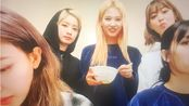【TWICE】桃子姐妹主播+3位嘉宾 札幌演唱会结束后的5人版本吃播