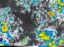 视频: 1102号SUPER TY桑达(国际编号04W.SONGDA)Mtsat t1 avn 色调强化云图