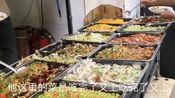 成都市中心的12元一位的快餐,菜肉随便加,就怕你们不敢吃!