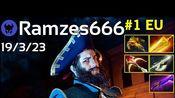 Ramzes666[VP]演奏Kunkka!Dota 2.7.21