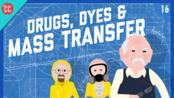 【十分钟速成课-工程学】第16集:药物 染料及传质