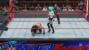 【WWE 2K19】 AJ·斯泰尔斯 VS 初音未来