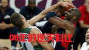 2008年北京奥运会的逆天科比,身体技术都在巅峰