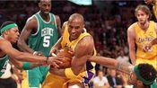【NBA2k20】2010版巅峰科比率领湖人大战凯尔特人,成功卫冕!