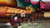 拳皇97 全世界只有这个千鹤敢和大门对抗