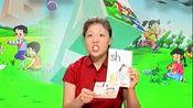 人教语文1上10、学习zh、ch、sh、r