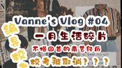 Vanne's Vlog#04 1月生活碎片|来来回回的编导校考|南艺南广|南京|沈阳|新年快乐|20届艺考生|我太难了|北电中戏取消部分专业校考|高考加油