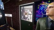 网吧模拟器:打扫完堆满垃圾的网吧小夕跑去酒吧玩,结果没女厕所