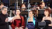江蕙、多明哥Plácido Domingo《雨夜花》Feat. Ana Maria Martinez+張立萍@2002年11月29日