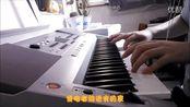 【啊 朋友再见】(电影《桥》插曲)[电子琴演奏-卓爷落款]
