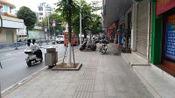 在玉林容县的街头,走一走