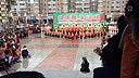 福建省三明市将乐县2014年广场舞比赛最炫民族风,获得最佳编排奖,原创编-排--刘平