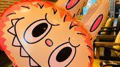 【molly关节娃娃换装+麦琪限量玩具分享】顺便分享一个芝麻街盲盒摇盒手感