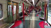 11月10号下午2点的香港大埔墟地铁站,坐港铁回深圳的内地人好少