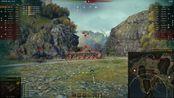 [WOTReplays] Obj.260 北欧峡湾 万伤 10杀 翻盘 1.8.0