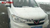 自驾青藏线打卡可可西里,看大雪纷飞