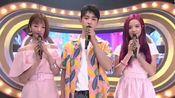 【粉墨回归&MC Choo】170716人气歌谣粉墨三连冠~终于不哭了