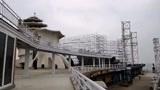 北戴河地标性的建筑:碧螺塔,带大家一起看一下
