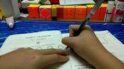 【日常】写作业不如玩魔方?!正是如此cube:麒麟v2m