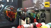 国产网红头盔怎么样?头盔认证标准到底有什么不同?——重庆摩博会AVA头盔探店