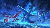 【我的世界】全精灵培养+实战教学之神兽篇:红蓝飞机谁更强?带你分析拉帝欧斯与拉帝亚斯-神奇宝贝-口袋妖怪-教程