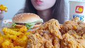 【ann-a//r】炸鸡、牛肉堡
