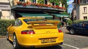 新年高转速向前冲!保时捷996.2 GT3 Clubsport 0-150km/h加速