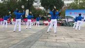 黄山市屯溪区黎阳老年大学柔力球第三套(2017.11.11)