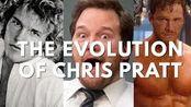 """10分钟 看遍""""星爵""""克里斯·帕拉特 Chris Pratt银幕进化史"""