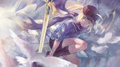【ヤ半世微凉ッ/星战复刻周回高难】Fate Grand Order ——星战复刻周回高难,迷之女主角z速杀方法 ——大佬请绕路x 求点赞求硬币w