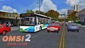 傻康解说 巴士模拟2 温州市V2.0 : 5路#开往温州火车站#宇通 新能源客车