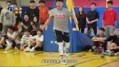 首家CBA篮球公园落户天津,明星球员助阵,3V3比赛燃爆全场