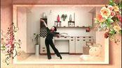 莉莉基础形体舞入门练习《梦回雨巷》编舞:静静
