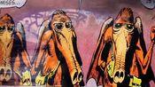 吕克·贝松执导,戴涵涵Dane DeHaan和卡抽Cara Delevingne领衔主演《星际特工:千星之城》预告特辑释出!很多新画面!该片还有Rihanna、伊桑·霍克、#吴亦凡#、克里夫·欧文等出演..