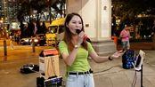 美女歌手安娜献唱《你怎么说+西海情歌》好听极了