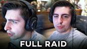 [转载/Shroud官方剪辑]FULL RAID: Solo in Labs, 12 Kills