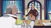 海贼王:海军发现雷利的踪迹被卡普拦下?卡普:他输钱了把自己卖了