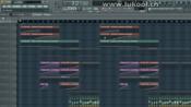 【原创音乐】只用3xosc制作的dubtsep(附带工程文件)