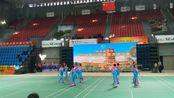 山西省柔力球赛集体自编《我家在中国》大同代表队