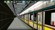 【hmmsim】广州地铁8号线2.0版万胜围—客村(A6香槟鼠)