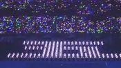 还记得十年前2008年北京奥运会千人击缶倒计时是多么震撼