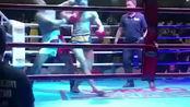 在泰国22秒转身肘击ko泰国南部冠军