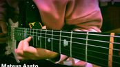 附谱!Mateus Asato 这旋律甜到你心里,巴西毛哥片段翻弹