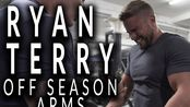 Ryan Terry - 非赛季手臂训练