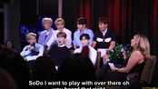 【MONSTAX】20180801 Dances to E-40, talks Collaborations and Favorite Actors!
