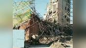 吉林白城一银行办公楼倒塌,初步统计6人被困4人已救出-国内热点资讯-中国网资讯