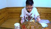 【吃播】【日本大胃王新井熊】挑战7.9kg的咖喱鸡排盖饭