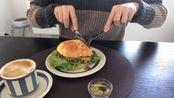 【Vanessa Pan】Vlog 4 做土豆面包/汉堡包/拆快递/厨房用品分享/晨间护肤/做手账