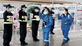 微视频|此战胜利,平安归来!重庆机场多种形式为支援湖北孝感医疗队加油!
